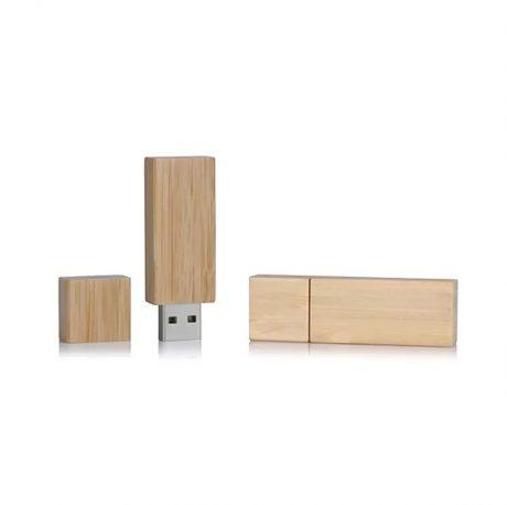 Ahşap-USB-Bellek